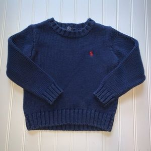 Ralph Lauren knitted sweater 4T